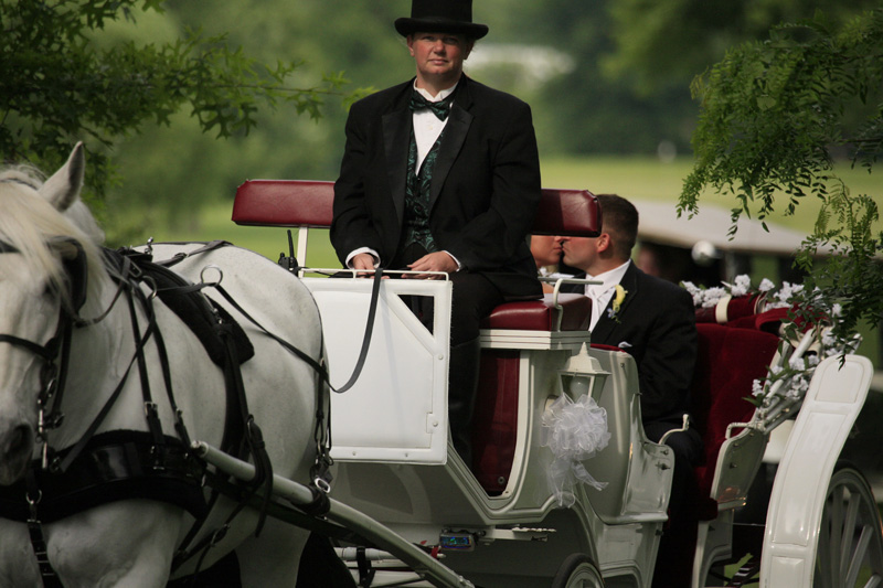 Horse & Carriage Ceremonies
