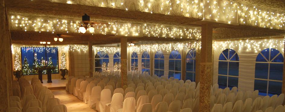 "The Veranda ""Ceremony of Lights"""