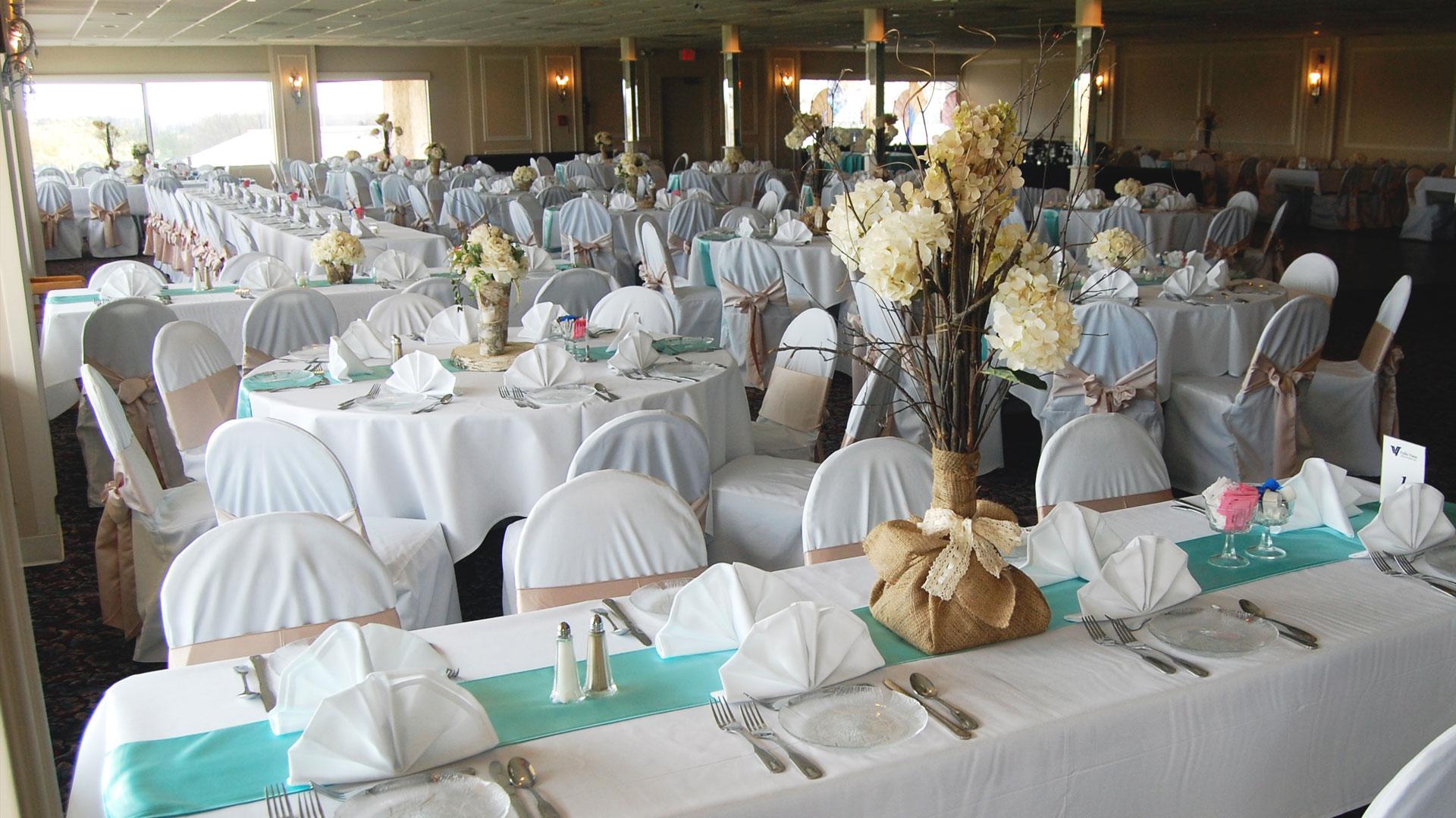 Valle Vista Wedding Receptions